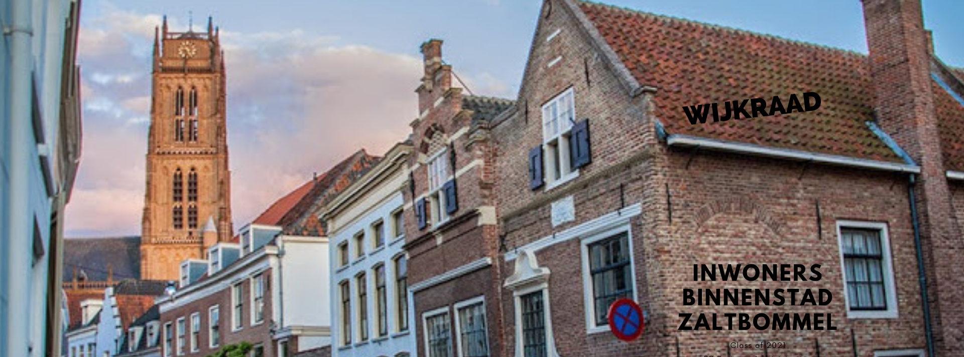 Wijkraad Binnenstad Zaltbommel